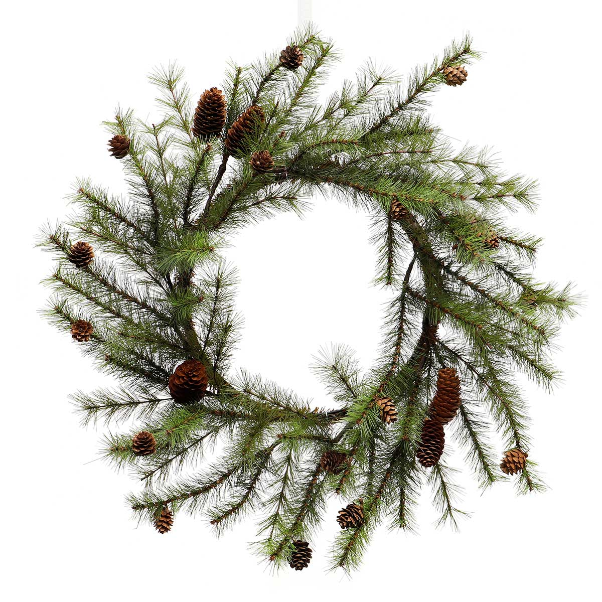 LODGE PINE WREATH