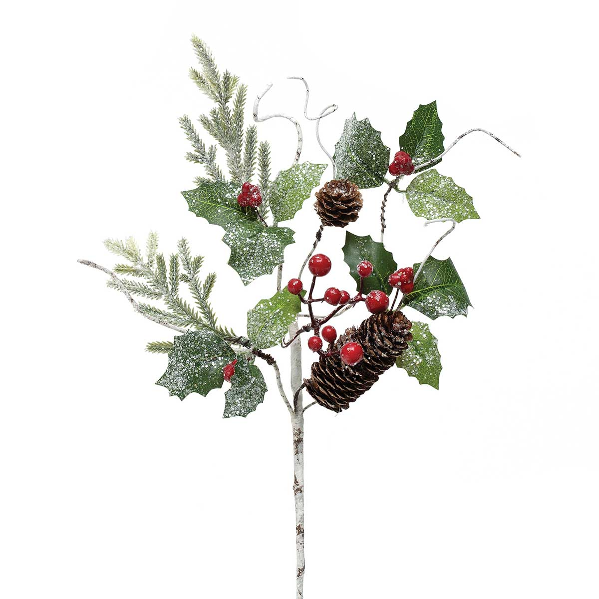 BIRCH & PINE PIK WITH HOLLY,