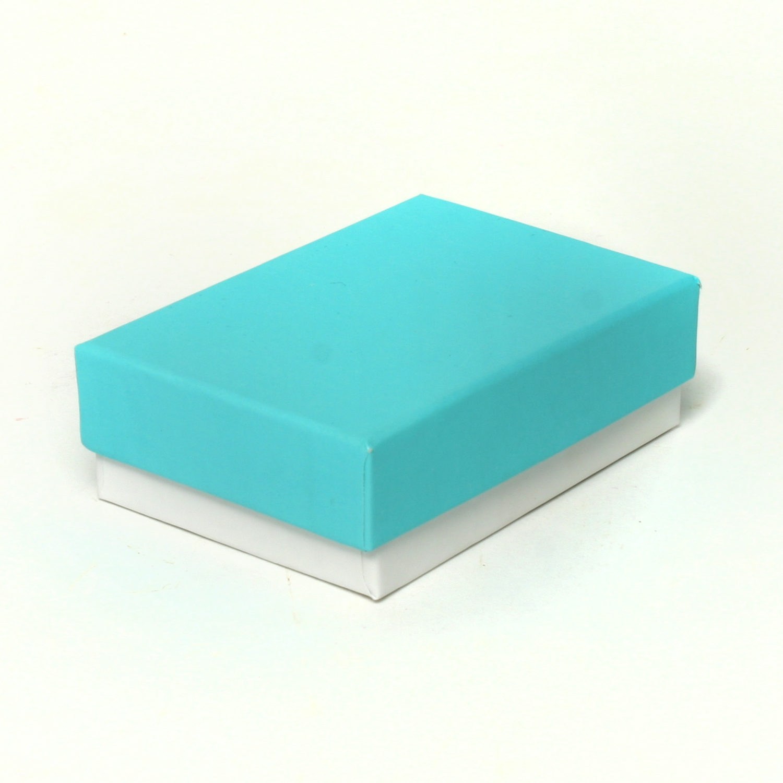 BLUE TOP/WHITE BOTTOM BOX *30sp
