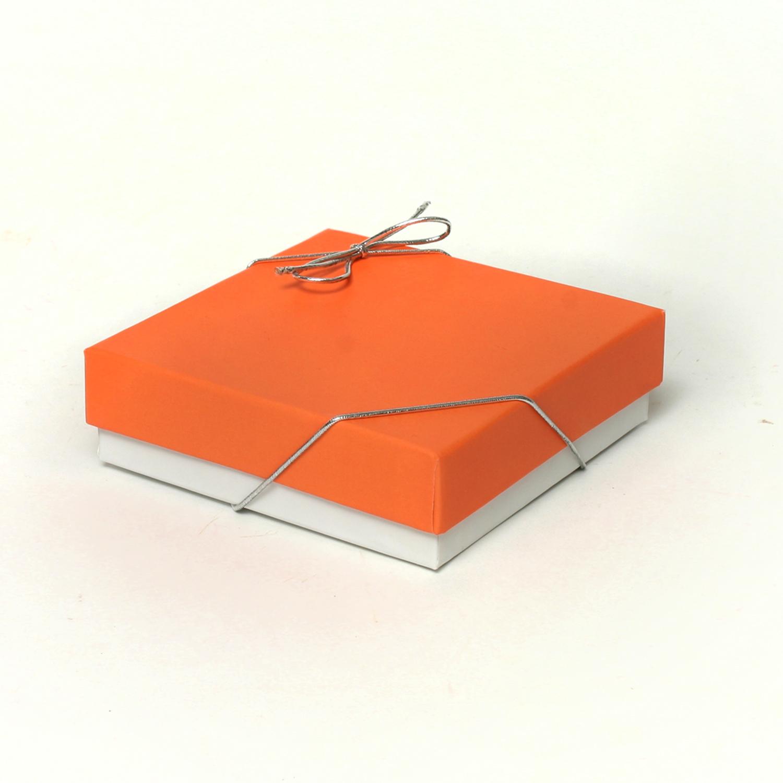 CORAL TOP/WHITE BOTTOM BOX 70sp