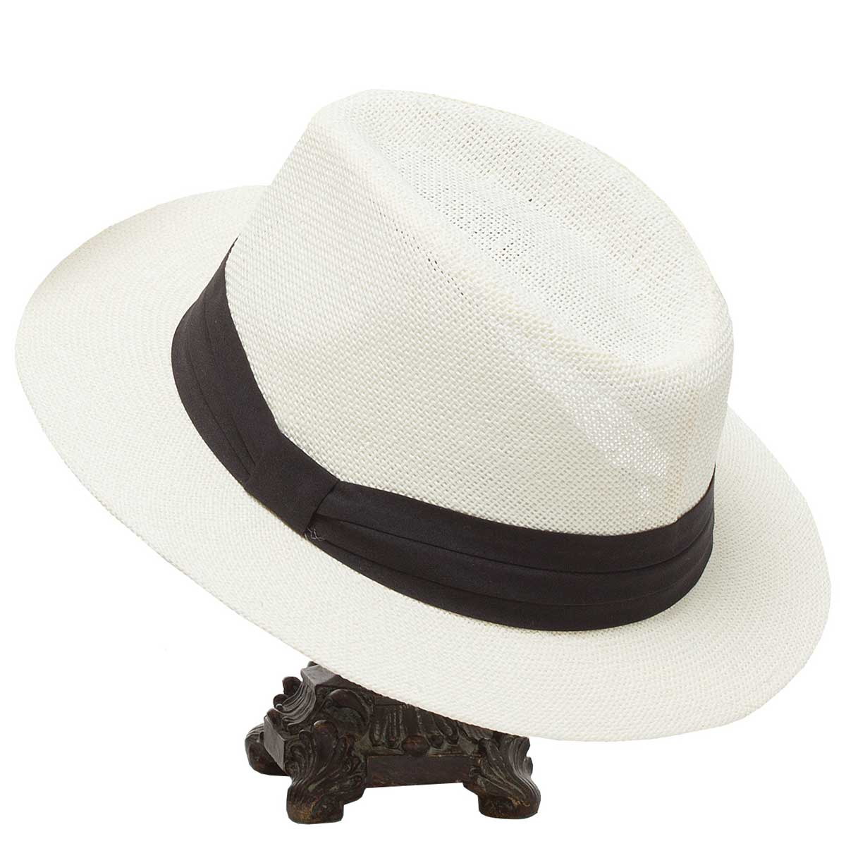 Cream Panama Hat *30sp