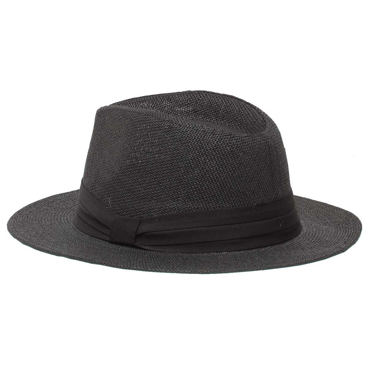 Black Panama Hat *30sp