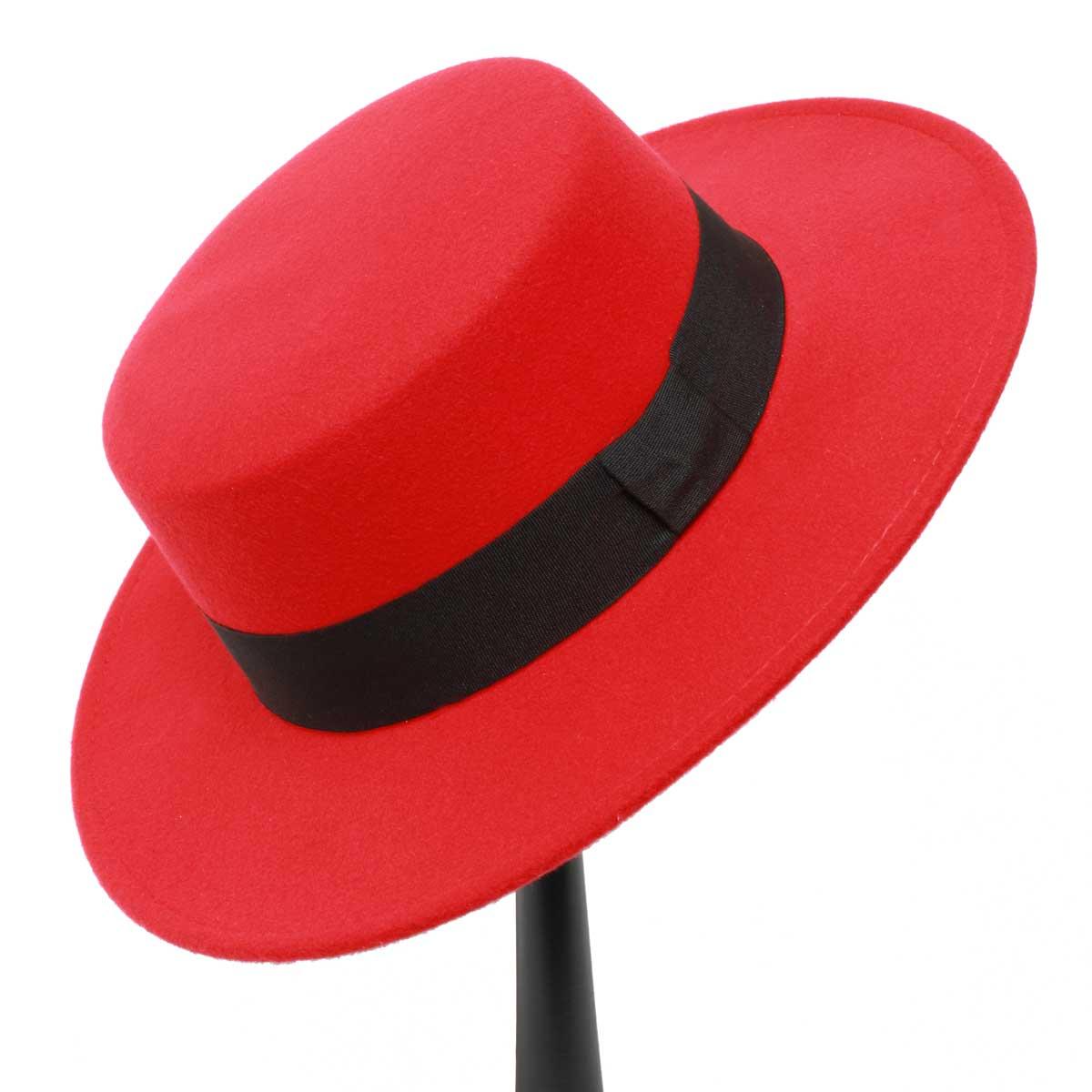 RED GAUCHO HAT 50sp