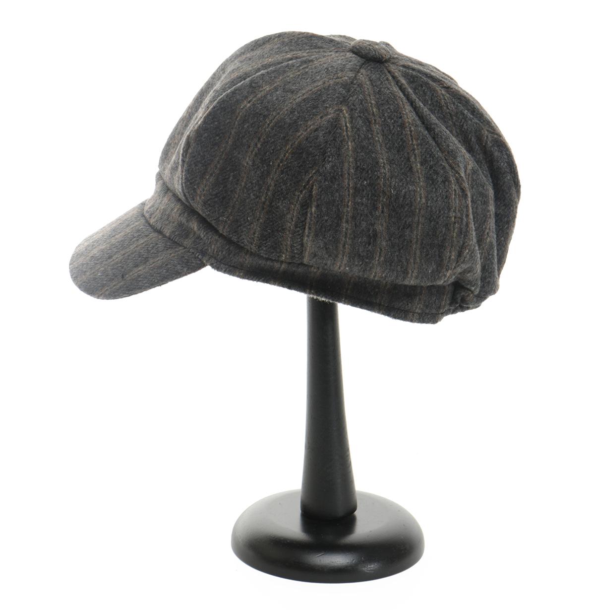 Grey Railroad Cap 50sp